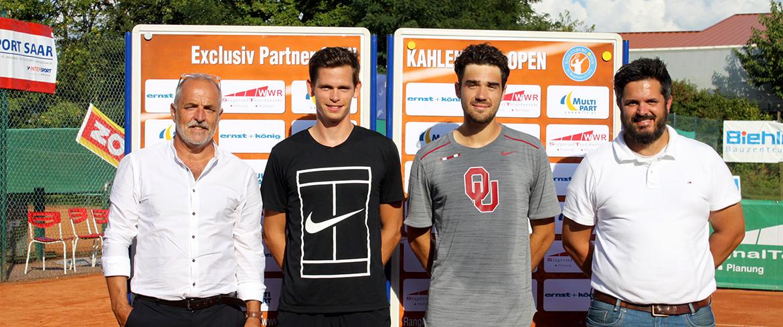 """""""Mister Dynamite"""" Marko Lenz siegt das 2. Mal bei den Kahlenberg Open"""