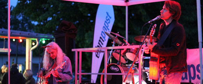 Steven Bailey Band LIVE - 4. Juni 2017